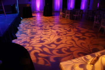 Wash Lighting in Salt Lake City Sound Wave Events DJ
