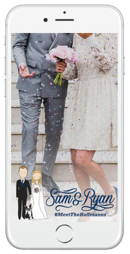 Snapchat geofilters in Boise Mccall Sun Valley Salt Lake City Sound Wave Events