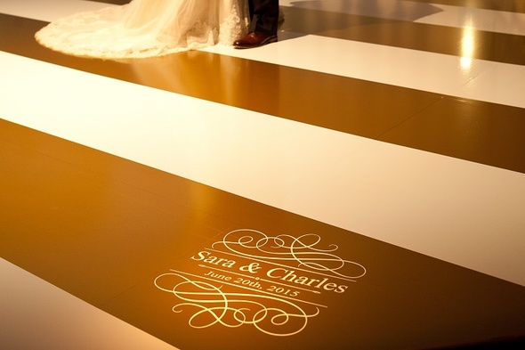 Vinyl Design for Weddings in Sun Valley Idaho Sound Wave Events